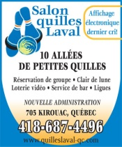 Logo Salon Laval